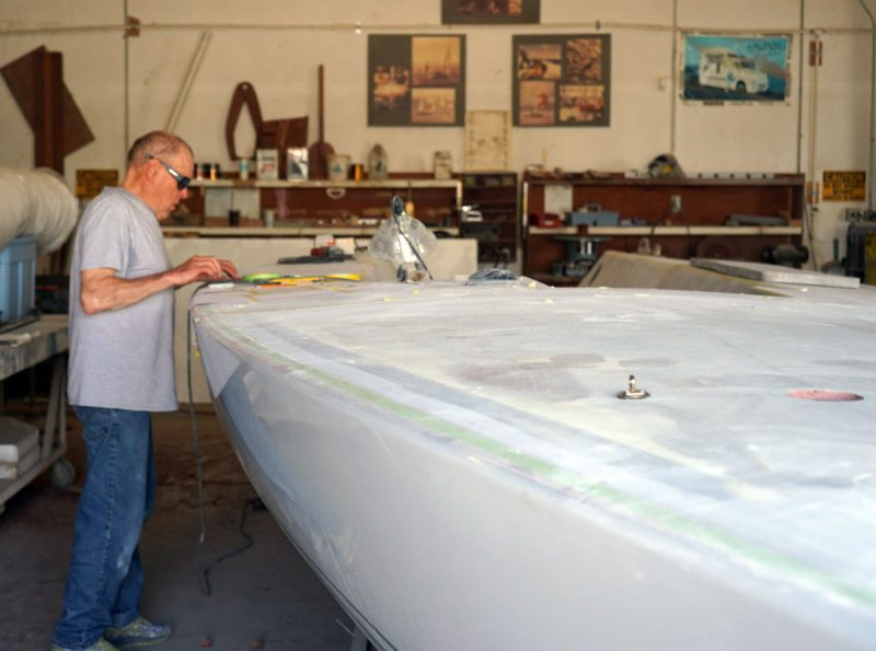 The Next Big Thing in Sailboats Isn't Big